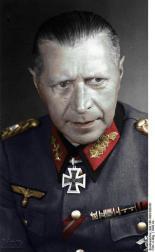 General der Artillerie Helmuth Weidling