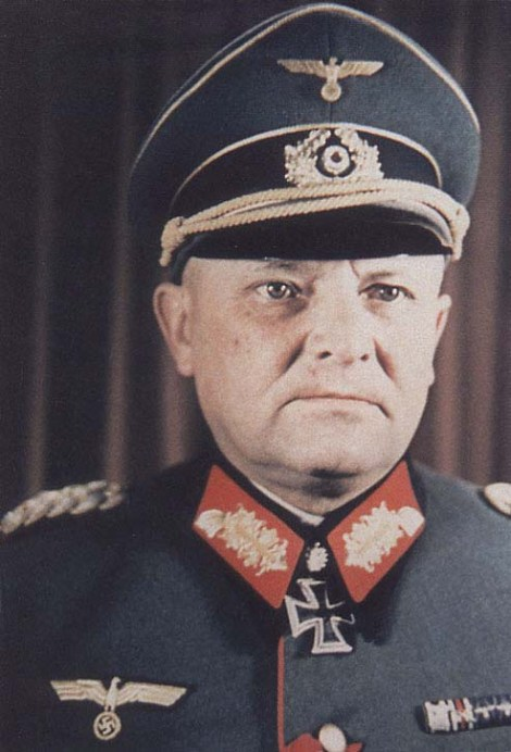 General der Infanterie Johannes Block