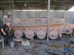Building the Tiger 1 Replica.