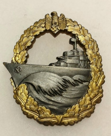 Destroyer War Badge