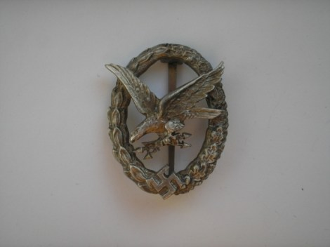 Radio Operator Badge