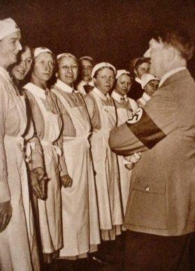 Hitler and Sani.