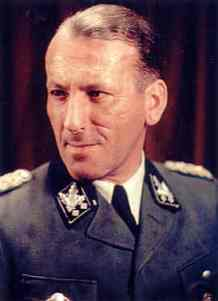 SS-Obergruppenführer Ernst Kaltenbrunner