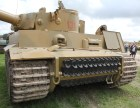 Tiger 131, Bovington Tank Museum, United Kingdom.