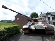 Tiger 213 - December 44 Historical Museum - La Gleize, Belgium