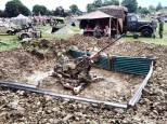 Flak at the 2014 War and Peace Revival Event - England.