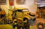 Kublewagen - Normandy Tank Museum - Catz, France