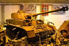Panzer IV - Normandy Tank Museum - Catz, France