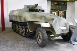 """Sd.Kfz. 251/9 """"Stummel"""""""