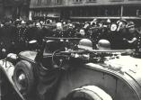 German occupation of Prague, 15 March 1939.