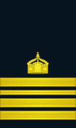 Fregattenkapitän - Frigate Captain.