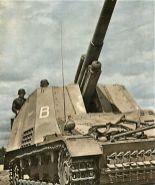 Hummel Sd.Kfz 165.
