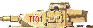 panzer III turret II01
