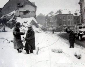 Malmedy, Belgium - 1945