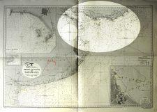 Map of Rio De La Plata.