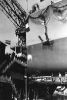 Christening of Admiral Graf Spee