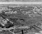 Bombed Klockner Humboldt Factory at Köln.