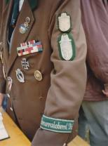 Corporal Johann Schuller, veteran of the Gebirgsjäger-Regiment 137, participant of the hard battles around Narvik and Lapland.