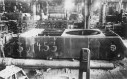 Hull of the Panzer VIII - Maus