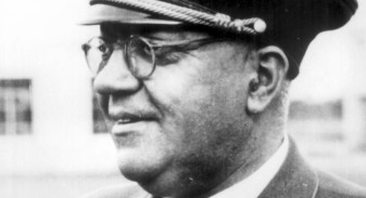 Theodor Gilbert Morell (22 July 1886 – 26 May 1948) was a German doctor known for acting as Adolf Hitler's personal physician. Morell was well known in Germany for his unconventional treatments. He assisted Hitler daily in virtually everything he did for several years and was beside Hitler until the last stages of the Battle of Berlin.