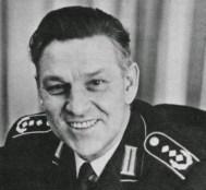 Gerhard Barkhorn in Bundeswehr uniform.