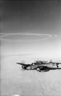 Messerschmitt Bf 110 G-4 from 9./NJG 3.