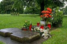 Michael Wittmann's grave.