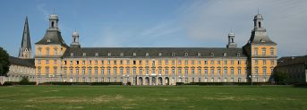 The Electoral Palace, the main building of the University of Bonn.