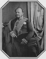 A daguerreotype portrait done by Hermann Biow in 1847.