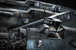 Former Edwards Ranch Collection Bf 109 collection.