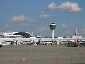 Munich International Airport.