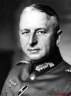 Erich von Manstein.