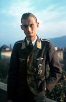 Luftwaffe Mann.