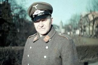 Luftwaffe Flak and Ground Unit men in the Balkans.