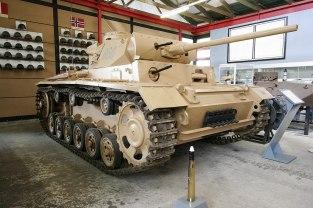 Ausf. M, Deutsches Panzermuseum, 2005.