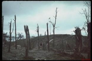 Westerplatte, near Danzig (Poland) after German conquest.