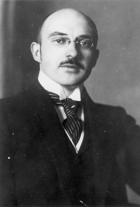 Max Erwin von Scheubner-Richter.