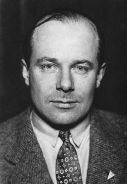 Ernst Udet; the greatest proponent of the dive-bomber and the Ju 87, 1928.
