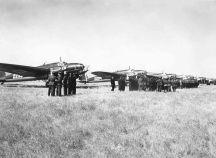 Heinkel He 111F in Turkish service.