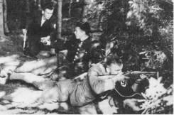 """A Sudeten German Voluntary Force (""""Sudetendeutsches Freikorps"""") unit in 1938."""