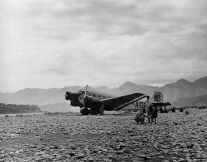 A Ju 52 of Eurasia, 1930s in China.