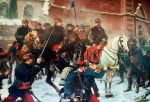 The Battle of Bapaume (1871) took place from 2–3 January 1871, during the Franco-Prussian War in and around Biefvillers-lès-Bapaume and Bapaume. The Prussian advance was stopped by Genéral Louis Léon César Faidherbe at the head of the Armée du Nord.