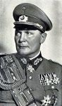 Goering as General of the Infantry.