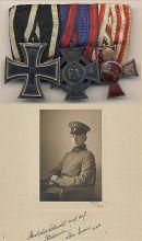 World War 1 Medals.