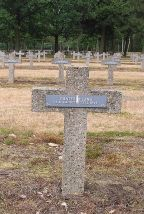 The grave of Günter Billing.