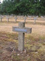 Grave of Wilhelm Schmidt.