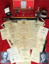 All Erwin Koopmann's awards and documentation.
