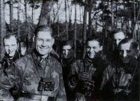 Soldiers of the SS Paratrooper Battalion 500.