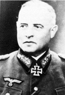 Lieutenant General Gollwitzer, 1943.