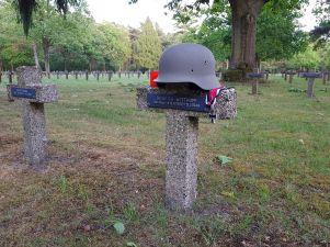 Heinrich Wittkopf's grave.